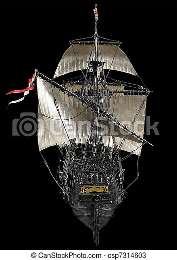 Ship model - csp7314603