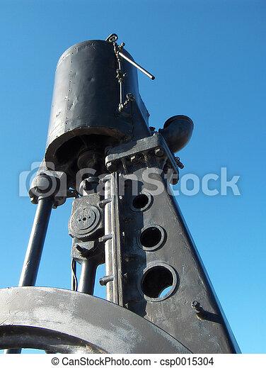 Ship Piston Engine - csp0015304