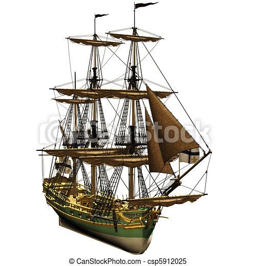 ship - csp5912025
