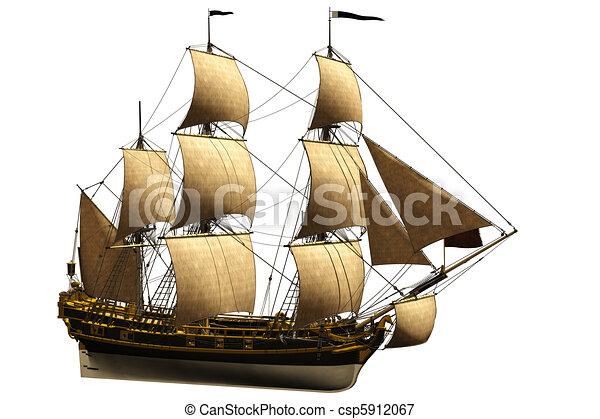 ship - csp5912067