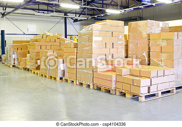 Shipping package - csp4104336