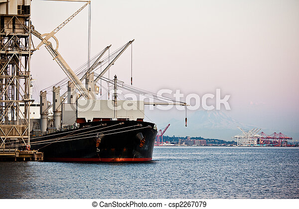 Shipping port - csp2267079