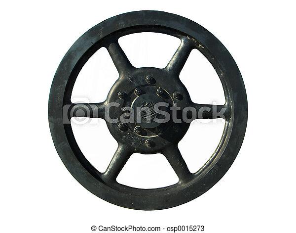 Ships Flywheel - csp0015273