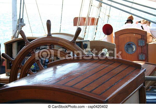 Ship\\\'s Wheel - csp0420402
