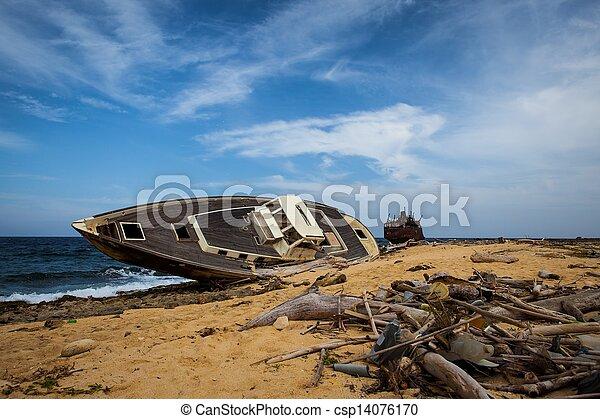 Shipwreck - csp14076170