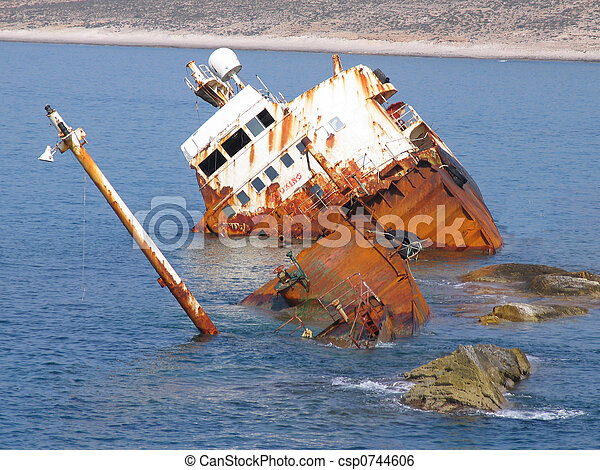 Shipwreck - csp0744606