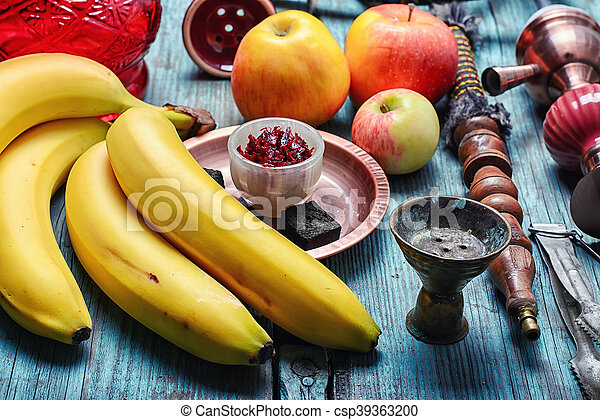 Shisha banana flavor - csp39363200