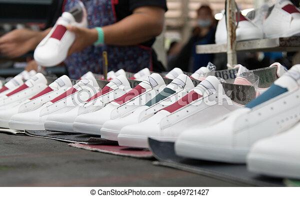 shoe making factory