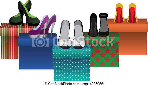 shoes - csp14298956