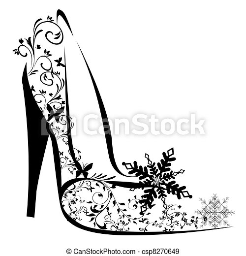 shoes - csp8270649