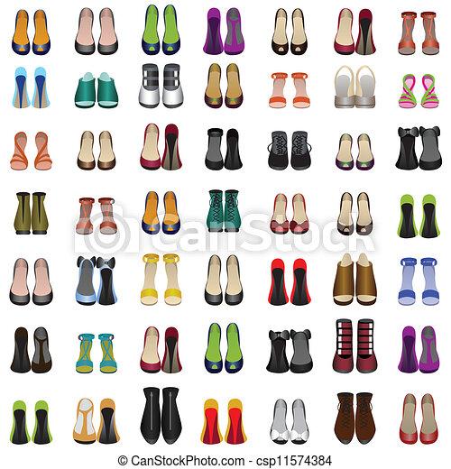 shoes - csp11574384