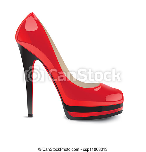 fa382f95dd25 shoes, rojo, tacones altos