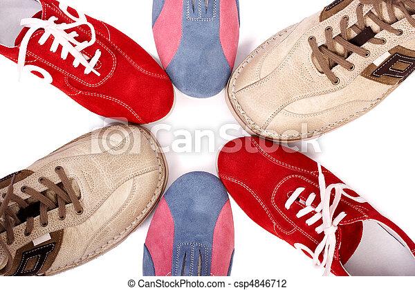 Shoes - csp4846712