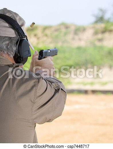 Shooter - csp7448717