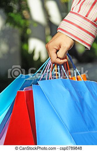 shoppen - csp0789848