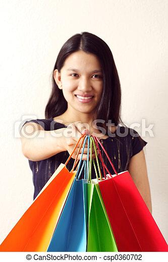shoppen - csp0360702