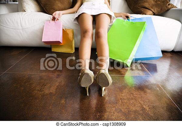 shoppen - csp1308909