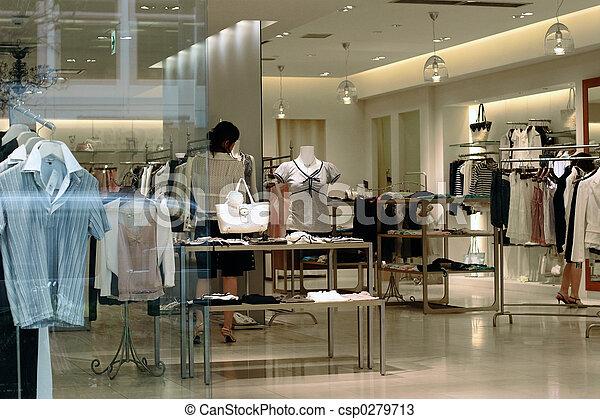 shoppen  - csp0279713