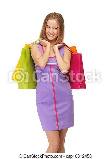 shopper - csp10812458