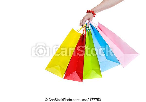 shopping - csp2177753