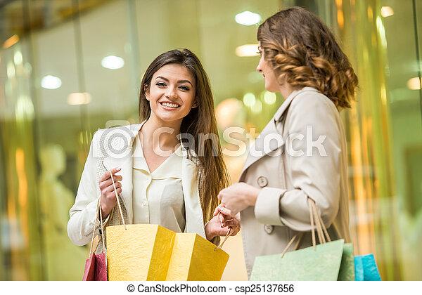 shopping - csp25137656