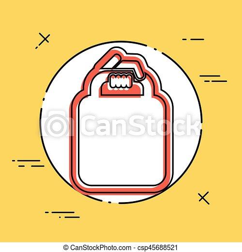 Shopping bag - csp45688521