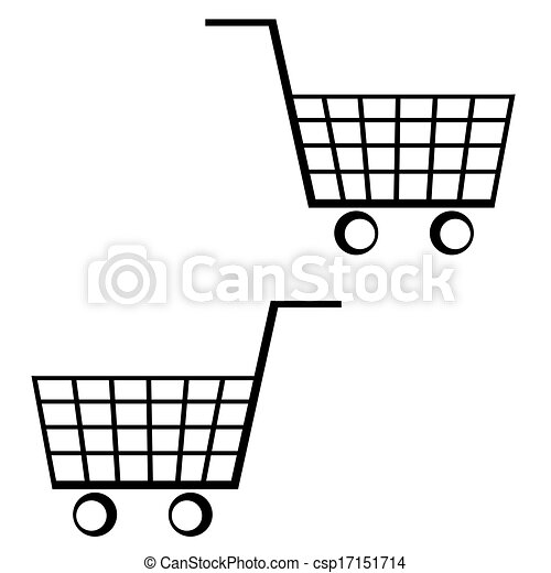 Shopping basket - csp17151714