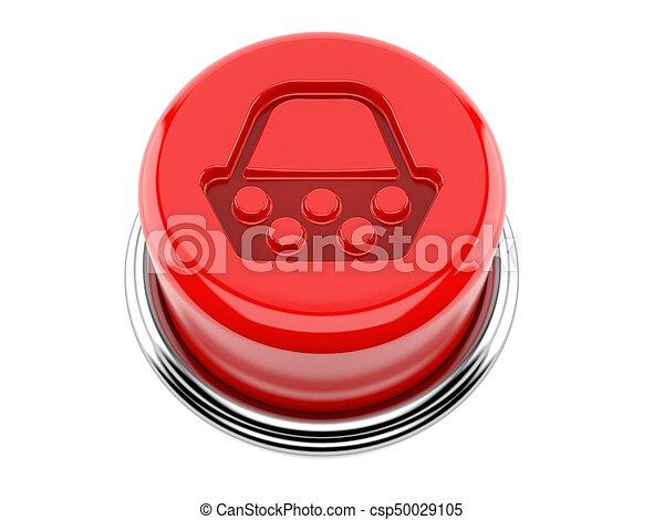 Shopping button - csp50029105