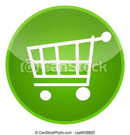 Shopping cart - csp6938820