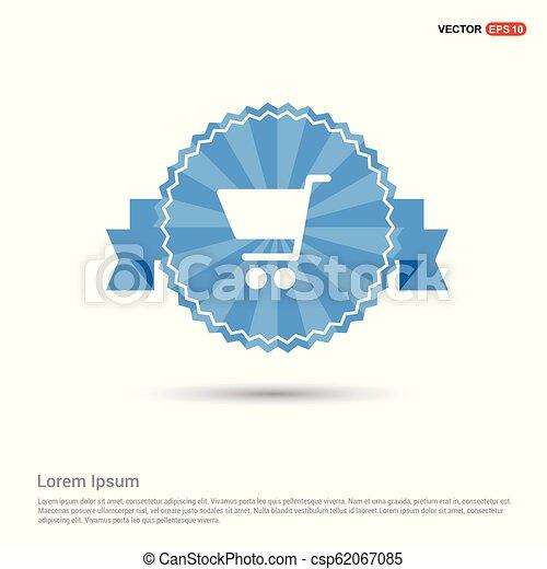 Shopping cart icon - csp62067085