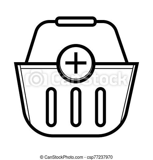 Shopping Cart Icon - csp77237970