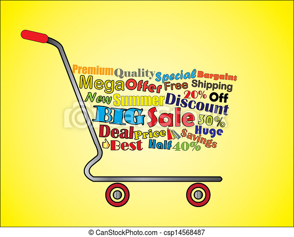 Shopping Cart Banners Portable Banners