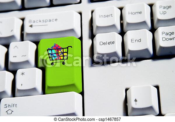 Shopping Cart - csp1467857