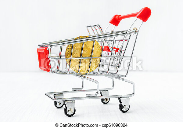 Cryptocurrency shopping cart code