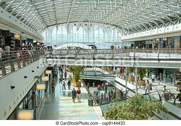 Shopping center vasco da gama lisboa portugal stock photos shopping center vasco da gama lisboa portugal stock photo sciox Gallery
