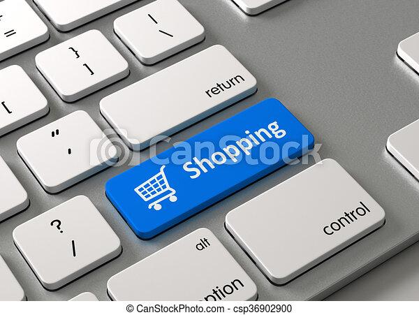 Shopping - csp36902900