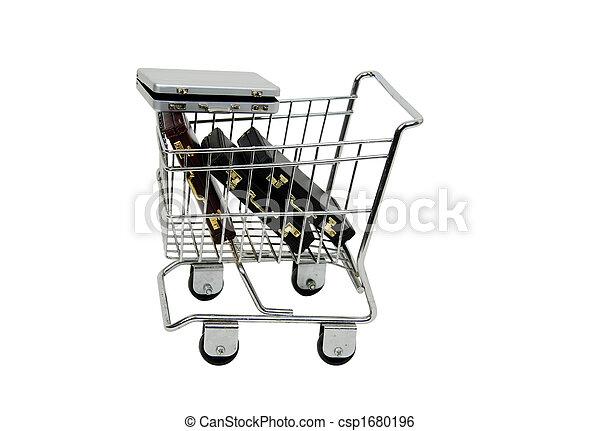Shopping for a job - csp1680196