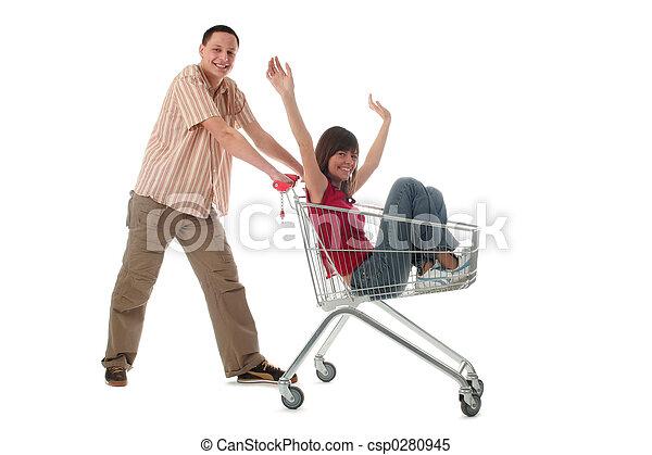 Shopping - csp0280945