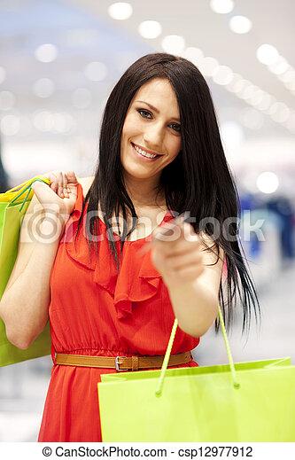 Shopping time - csp12977912