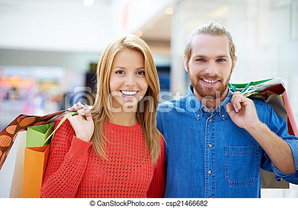 Shopping time - csp21466682