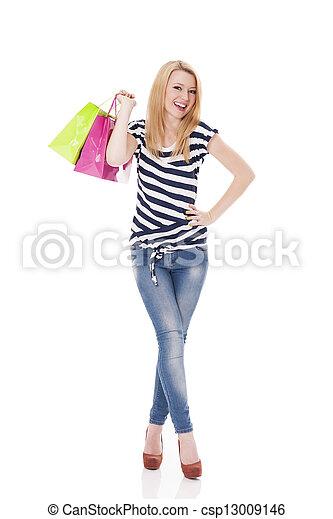 Shopping time - csp13009146