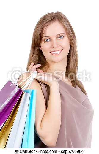 Shopping time - csp5708964