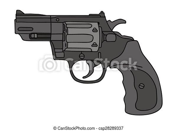Short revolver - csp28289337
