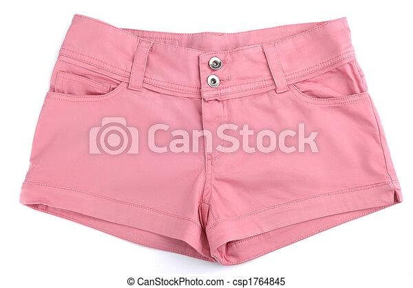 shorts roses - csp1764845