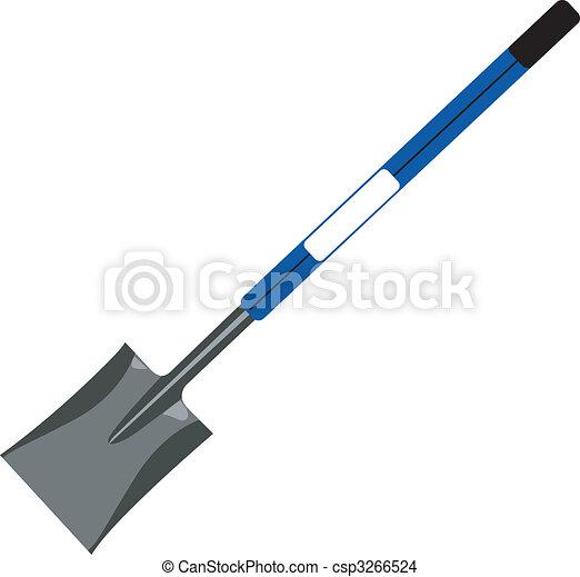 Shovel - csp3266524