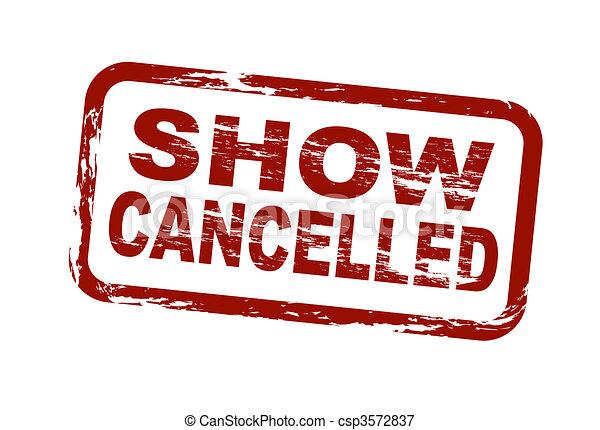 Show cancelled - csp3572837