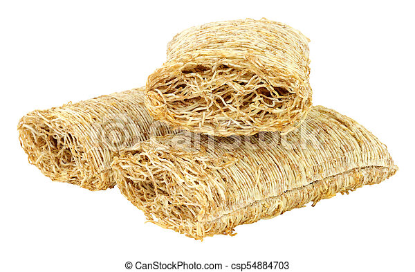 Shredded Wheat Cereal - csp54884703