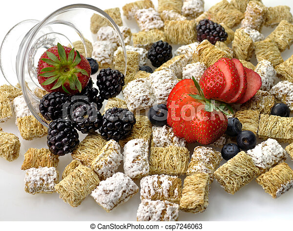 Shredded Wheat Cereal - csp7246063