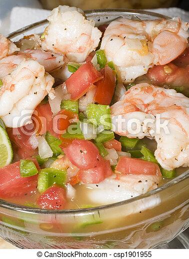 shrimp ceviche - csp1901955