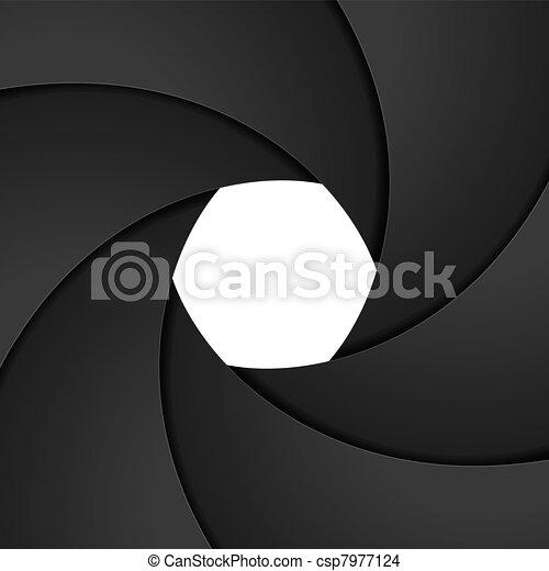 shutter aperture - csp7977124